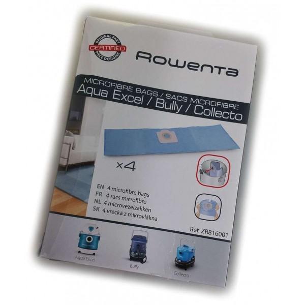 Bolsa de Aspirador Rowenta Aqua Excell, Bully, Collecto