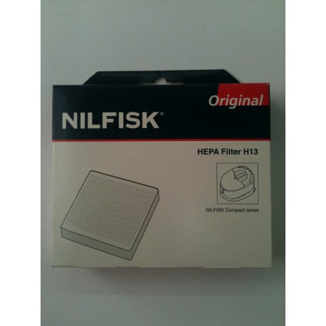 Filtro Hepa H13 Nilfisk Compact