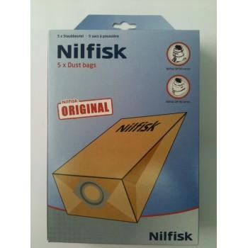 Bolsas aspirador Nilfisk serie GM80 GM90