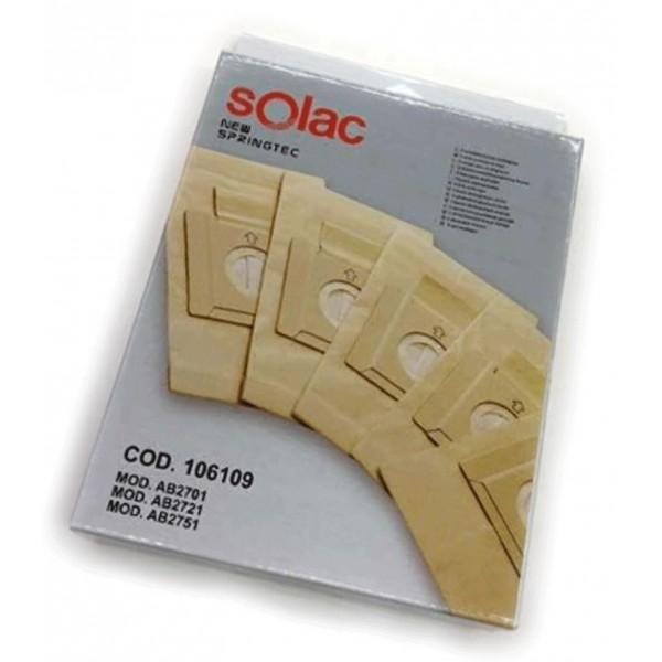 Bolsa de aspirador Solac AB2701 AB2721 y AB2751