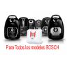 Bolsas Aspirador Originales Bosch Tipo G ALL 4uds + 1 filtro