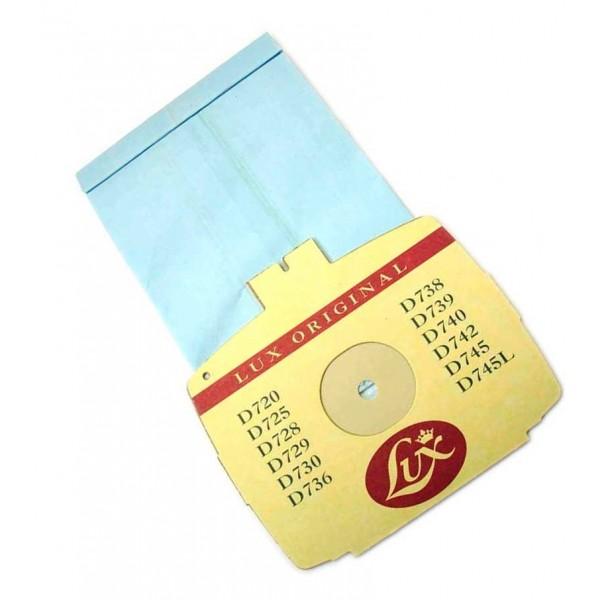 Bolsa de aspirador Lux Original D720