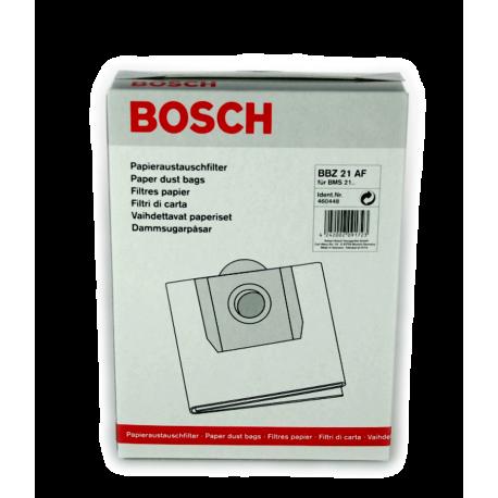 Bolsa de aspiradora Bosch tipo W Original