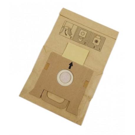 Paquete 4 Bolsas de Aspirador Rowenta Compatibles ZR470